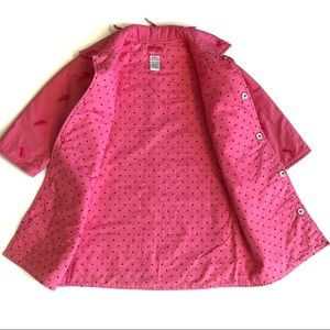 Fred Bear Pink Padded Coat Padded Cotton